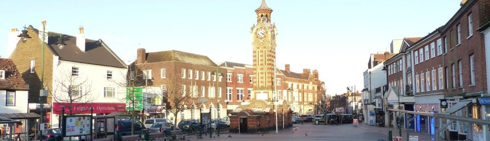 Photograph of Epsom Clock Tower